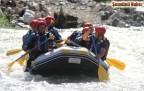 Şemdinli Pesan Çayı'nda Rafting Heyecanı