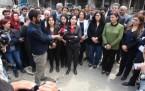 HDP ve DBP heyeti Yüksekova'da incelemelerde bulun