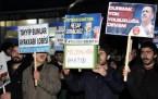Türkiye genelinde Hükümet'e yolsuzluk protestoları