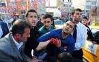 Van'da polis bir genci göğsünden vurdu