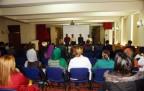 Engelli yakınlarına bilgilendirme semineri