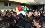 YPG'li Ercan Ağırbaş Toprağa Verildi