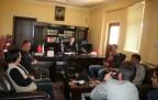 Derecik Belediye Başkanı projelerini anlattı