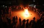 Şemdinli'de Kobani kutlaması 2