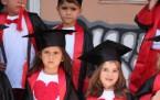 Şemdinli 23 Nisan Anaokuluı öğrencileri mezun oldu