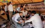 Şemdinli'de 'Çözüm Çadırına' Ziyaretçi Akını