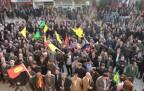 BDP Şemdinli'de seçim bürosu açtı!