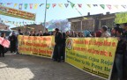 Şemdinli'de Anadil Yürüyüşü