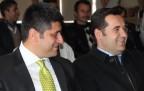 Şemdinli'de esnaf toplantısı