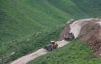 Alan Köyü sakinleri karakol yapımına tepkili