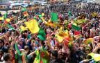 Şemdinli'de Coşkulu Newroz