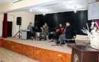 Şemdinli'de öğretmenlerden müzik ziyafeti