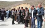 Şemdinli'de HDP Adaylarına coşkulu karşılama