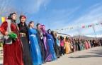 Şemdinli'de Coşkulu Kadınlar Günü Kutlaması