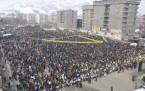 Yüksekova'da Coşkulu Newroz