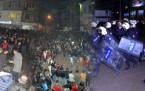 Yurt genelinde Kobani kutlaması