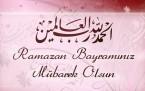 Şemdinli Ramazan Bayramı Mesajları