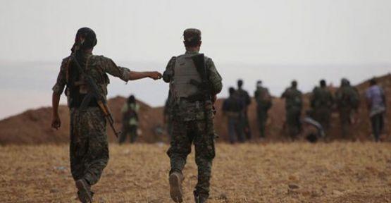 10 YPG'li tutsak tedavi edilmiyor