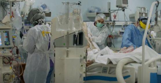 130 sağlık çalışanı daha Covid-19'a yakalandı