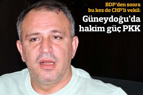 Güneydoğu'da hakim güç PKK