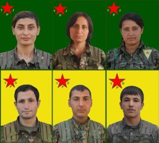 1'i Hakkarili 6 özgürlük savaşçısının kimliği açıklandı