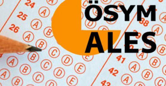 '2005-2013 yılları arasındaki tüm ALES soruları çalındı'