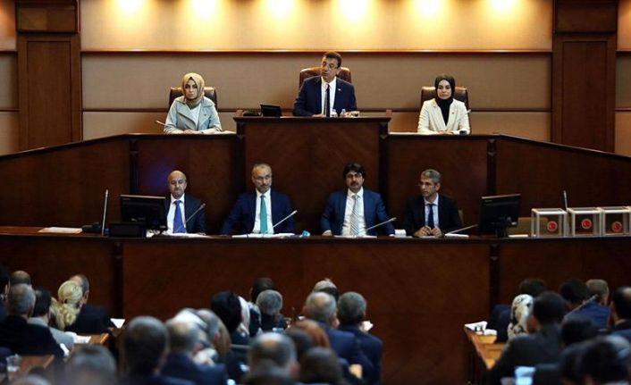 Ekrem İmamoğlu'ndan AK Parti'ye 5 veto