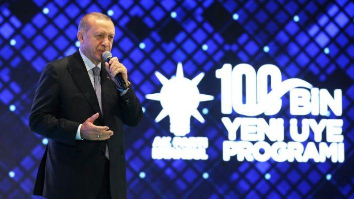 Erdoğan'dan Macron'a: Senin süren az kaldı, gidicisin