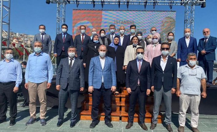 İstanbul'da ikinci baro genel kurulunu yaptı: Başkan Gönül Yıldız