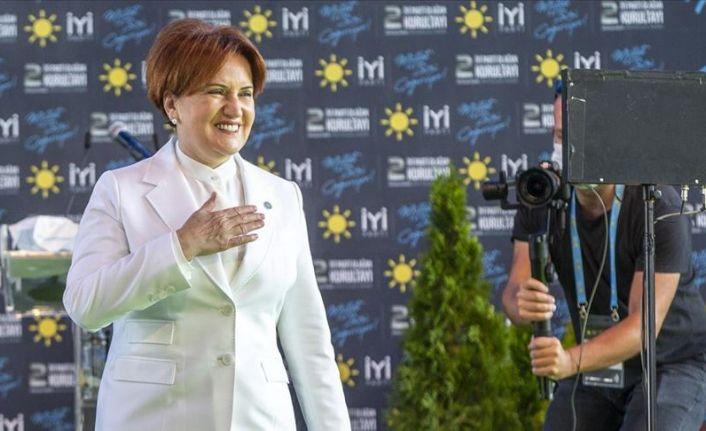 Meral Akşener yeniden İYİ Parti Genel Başkanı seçildi