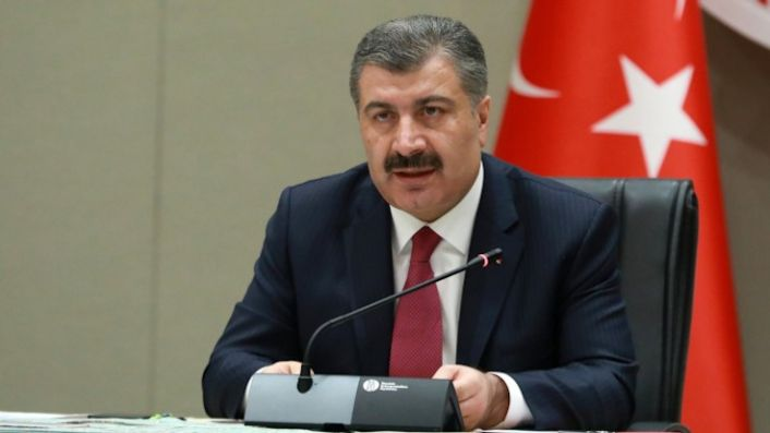 Sağlık Bakanı Fahrettin Koca açıkladı: 'Sokağa çıkma yasağı düşünmüyoruz'