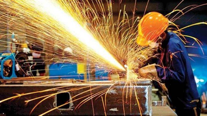TÜİK: Sanayi üretimi yüzde 4,4 arttı