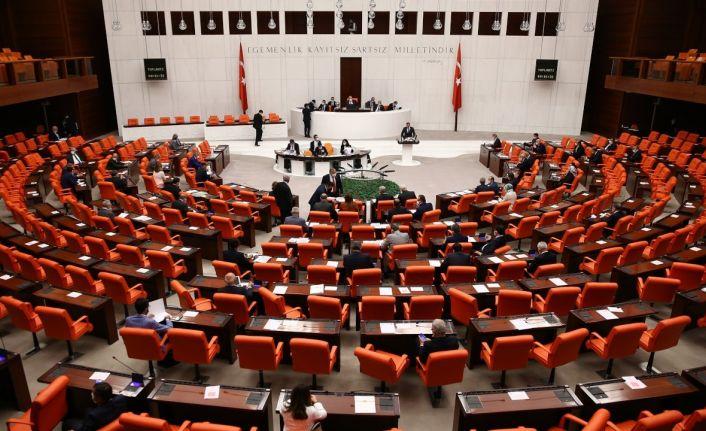 AK Partili vekilin konuşmasına CHP ve HDP'den takdir