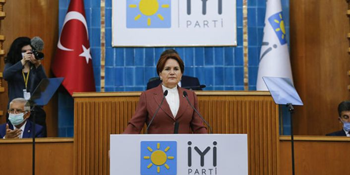 Akşener: Kürtler kimsenin marabası değil, her partiye oy veriyorlar