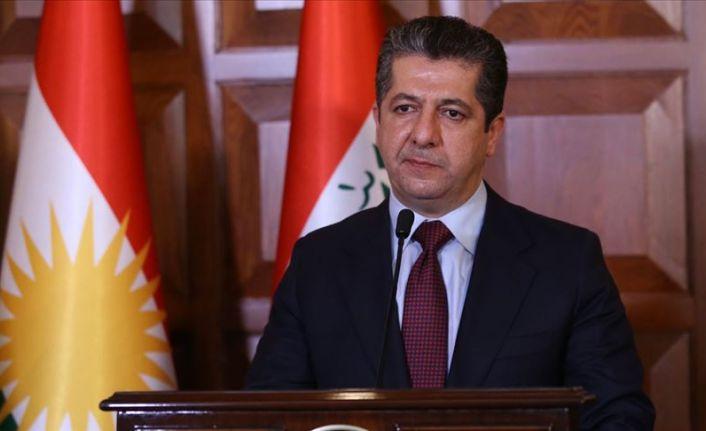 Barzani, ABD Enerji Bakanı'yla 'petrol ve gaz fırsatlarını' görüştü