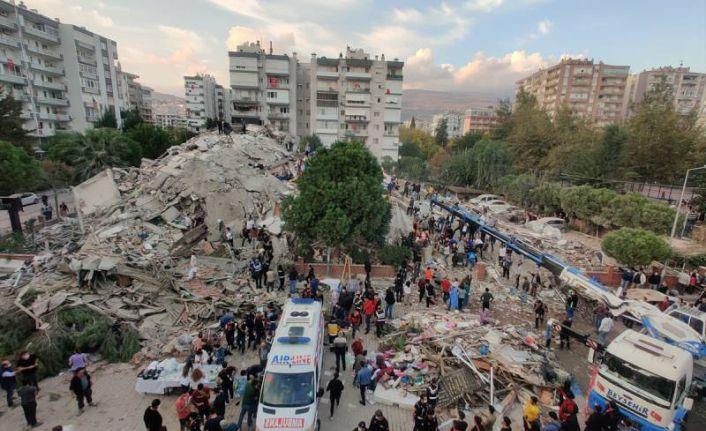CHP, HDP, İYİ Parti, DEVA ve Gelecek Partisi heyetleri İzmir'de