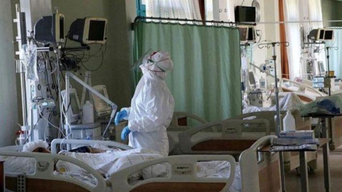 Covid-19 salgını: Ağır hasta sayısı bir günde yüzde 5 arttı