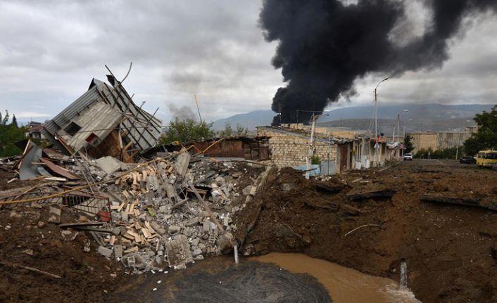 Dağlık Karabağ'da 'insani ateşkes' yürürlüğe girdi