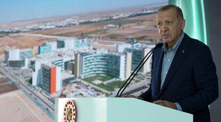 Erdoğan'dan HDP'lilerin tutuklanmasına ilişkin yorum: Yargımız hesabını soruyor