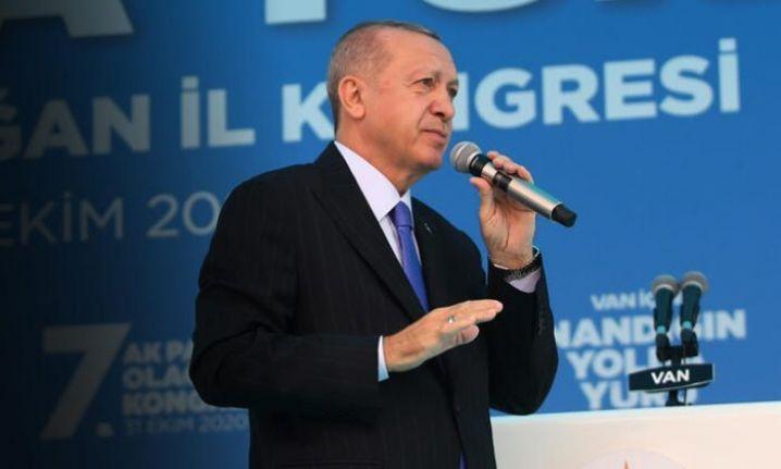 Erdoğan: Vesayetçi yapı afete dayanıklı yapıyı ihmal etti