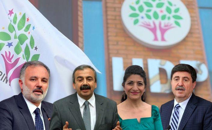 HDP'ye 'Kobani' operasyonu: 17 siyasetçi tutuklandı