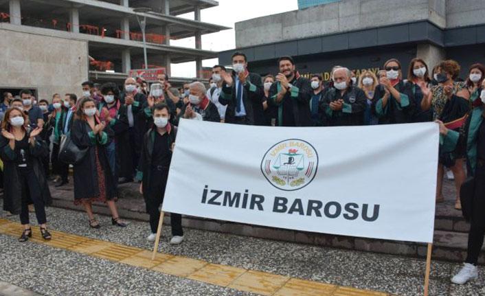 İzmir Barosu hafta sonu genel kurul yapacak