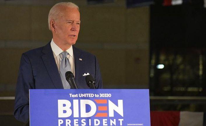Joe Biden'dan Türkiye açıklaması