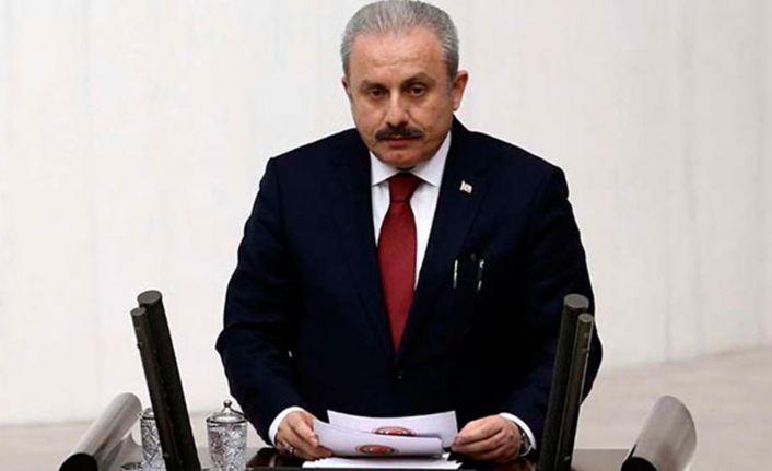 Musfafa Şentop'tan Berberoğlu'nun TBMM'ye dönmesi çağrısına olumsuz yanıt