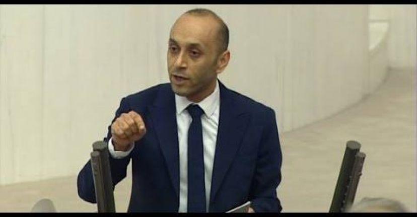 Sait Dede, Hakkari'deki telefon ve internet alt yapı sorunlarını Bakan Karaismailoğlu'na sordu