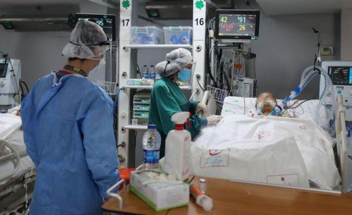 Salgında son 24 saat: 2 bin 26 yeni hasta, 75 vefat