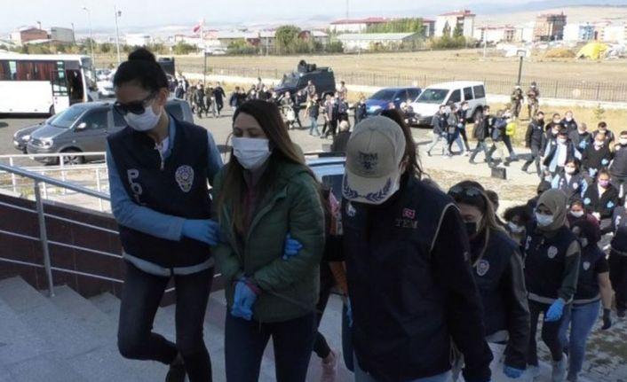 Şevin Alaca ve 14 kişinin gözaltı süresi uzatılacak