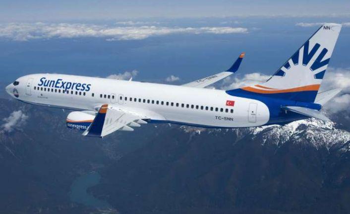SunExpress İzmir'e ücretsiz yardım taşıyacak