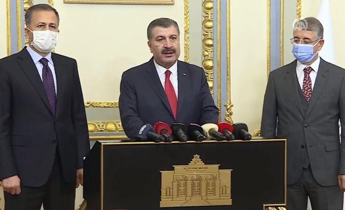 Türkiye'de 2 bin 198 yeni Covid-19 hastası tespit edildi