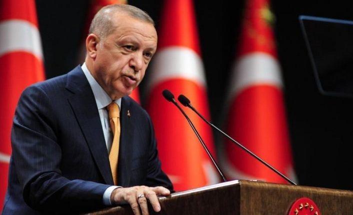 Cumhurbaşkanı Erdoğan açıkladı: Hafta sonları sokağa çıkma kısıtlaması